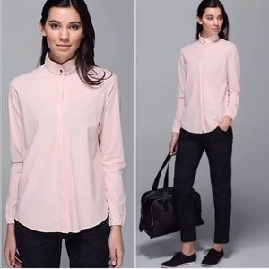 Lululemon | Day Trip Blouse Pink